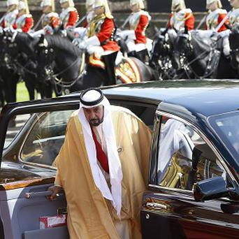 Sheik Khalifa bin Zayed Al Nahyan has suffered a stroke, according to reports in the UAE