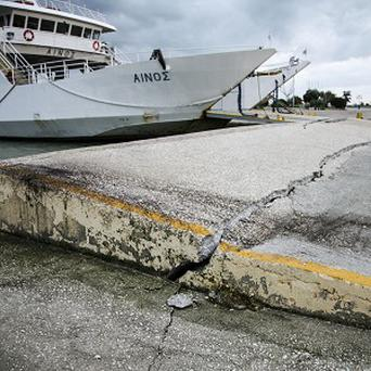 A state of emergency has been declared after an earthquake struck Kefalonia (AP/InTime News)