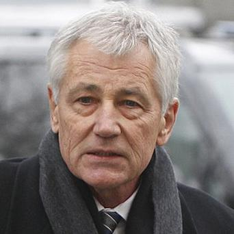 US secretary of defence Chuck Hagel announced that Vice Admiral Mike Rogers is to head America's troubled National Security Agency (AP)