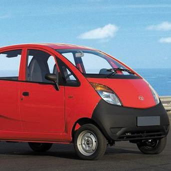 The Tata Nano has failed global crash safety tests.