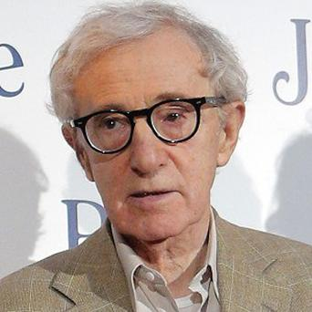 Director and actor Woody Allen (AP)