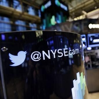 Twitter has reported increased losses to the New York Stock Exchange (AP)