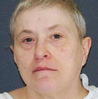 Suzanne Basso killed a mentally impaired man near Houston more than 15 years ago (AP/Texas Department of Criminal Justice)