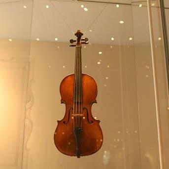 A valuable violin stolen from a musician in the US has been recovered