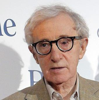Director Woody Allen has again denied he molested his adoptive daughter Dylan Farrow (AP)