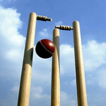 Cricketer suspended for 'drawing penis on wicket for final match'