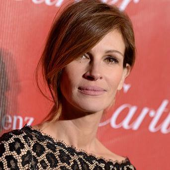 The half-sister of actress Julia Roberts, pictured, has been found dead in Los Angeles (Invision/AP)