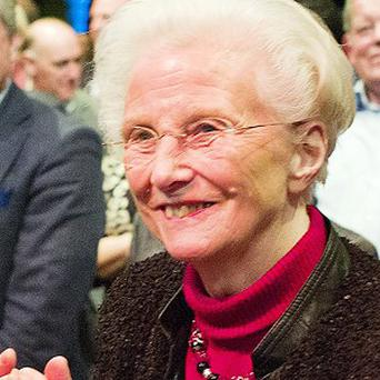 Els Borst was a former health minister who drafted the Netherlands' 2002 law permitting euthanasia (AP)