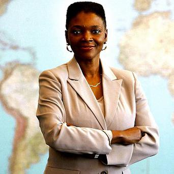 Baroness Amos: Syrians increasingly desperate