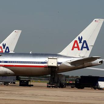 American Airlines said the man had refused to listen to the flight crew's instructions