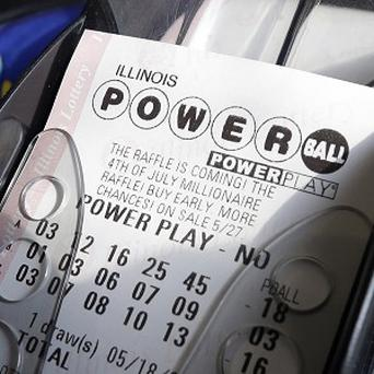 The Powerball lottery jackpot has soared (AP)
