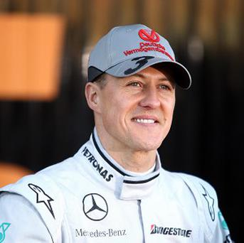 Michael Schumacher was badly hurt in a skiing accident and is still in hospital