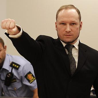 Norwegian mass-murderer Anders Breivik has threatened to go on hunger strike unless he gets access to better video games, a sofa and a larger gym (AP)