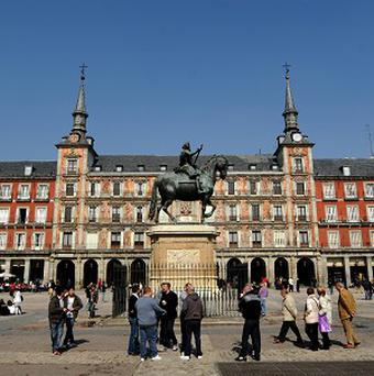 The 42-year-old fugitive had been taken to Madrid where he appeared behind closed doors before an investigating judge.