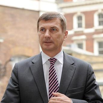 Andus Ansip, prime minister of Estonia, says he will step down next week