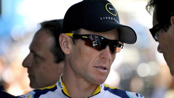 Disgraced Lance Armstrong has lost a court bid to halt a bonuses probe