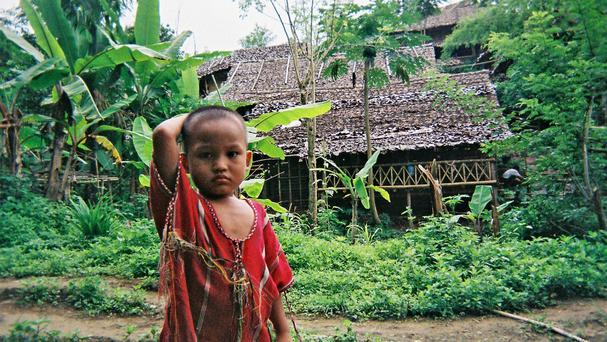 The expulsion of Doctors Without Borders could threaten thousands like this ethnic Burmese child in a refugee camp on the Burma/Thai border