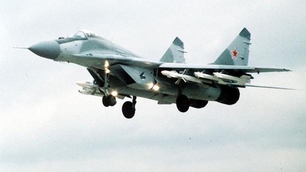 Belyakov led the development of a family of MiG fighters, including the Mig 29