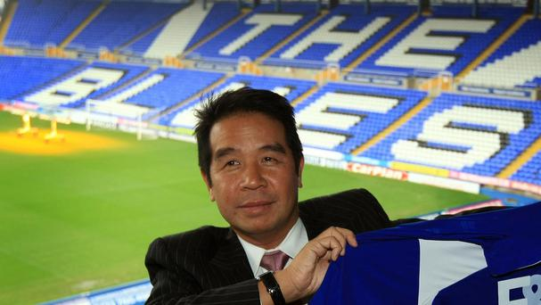 Birmingham City owner Carson Yeung has been convicted of money laundering in Hong Kong