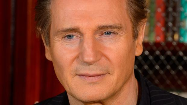Liam Neeson's film Non-Stop is the top weekend box office attraction