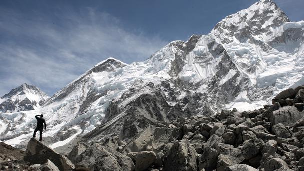 Mount Everest climbing season has got under way