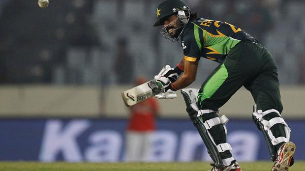 Fawad Alam, whose Pakistan team defeated India in the match