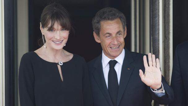 Nicolas Sarkozy, and his wife Carla Bruni are taking legal action