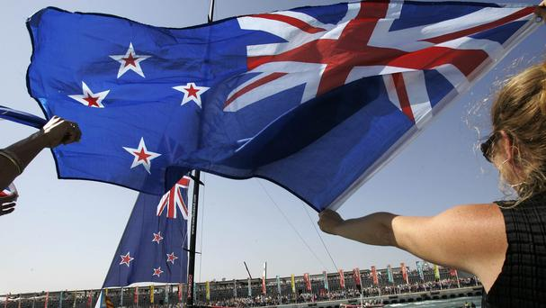 New Zealand's premier wants a silver fern to replace the country's current flag