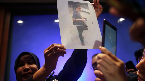 An image is released of a 19-year old Iranian, identified by Malaysian police as Pouria Nour Muhammad Mehrdad, who boarded the now missing Malaysia Airlines jet MH370 with a stolen passport (AP)