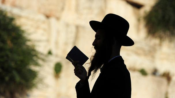 Ultra-Orthodox Jews, who are exempt from being drafted in to the Israeli army, insist their young men serve the nation through prayer and study
