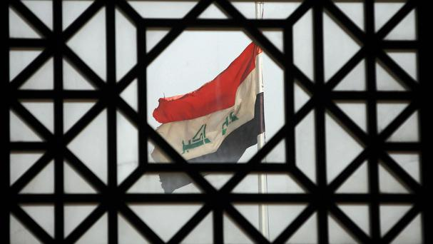 A series of car bombs have killed at least 15 people in Iraq