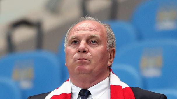 Uli Hoeness will not be appealing his sentence