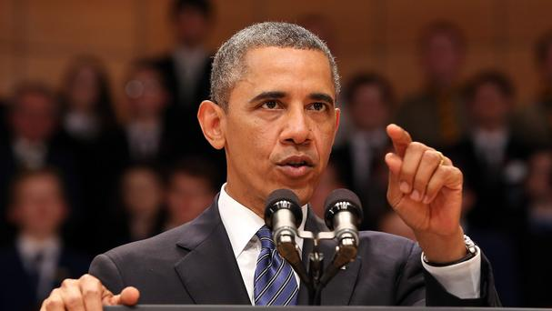 The operation was approved by US president Barack Obama