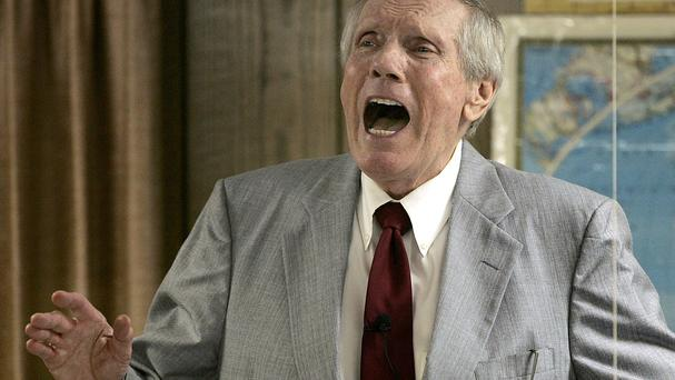Rev Fred Phelps Sr, who founded the Westboro Baptist Church, has died (AP)