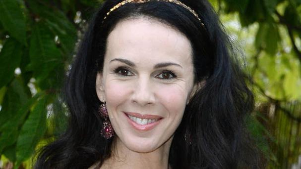 Prospects were encouraging for fashion designer L'Wren Scott's business, a PR firm says