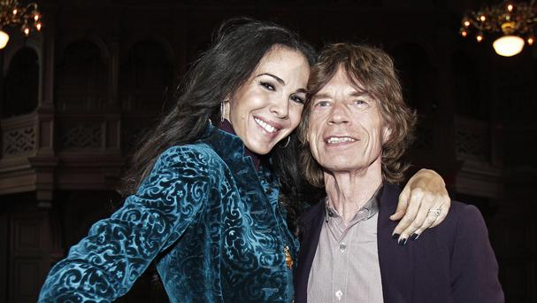 How will the Rolling Stones carry on after the death of Mick Jagger's girlfriend L'Wren Scott