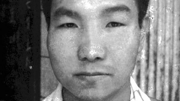 Iwao Hakamada was convicted of killing a company manager and his family in 1966 (AP/Kyodo News)