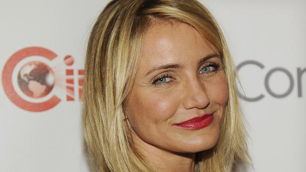 Cameron Diaz says we've all been cheated on (Invision/AP)
