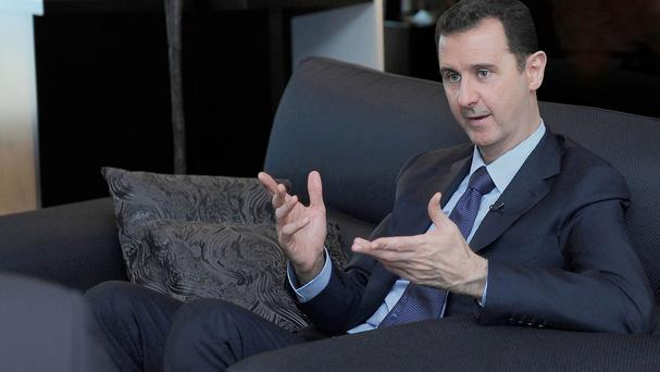 President Bashar al-Assad has not publicly announced his candidacy, but analysts have deemed it inconceivable that he would not stand