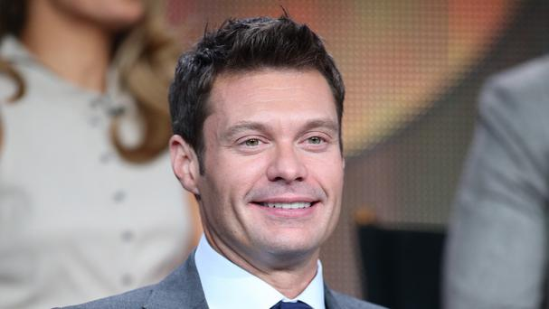 Ryan Seacrest is co-founder of Typo Products LLC which is locked in a legal battle with BlackBerry