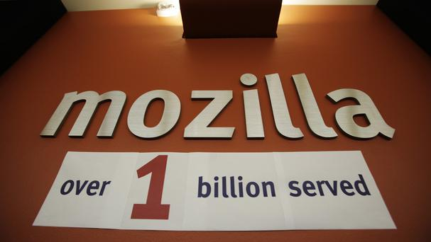 Mozilla chairwoman Mitchell Baker apologised for the company's actions in an open letter (AP)