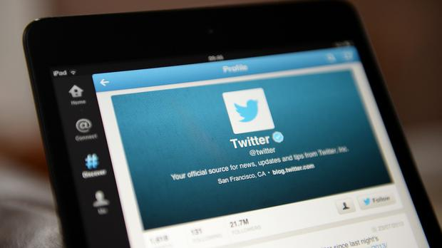 Half of employees use social media, such as Twitter and Facebook, at work