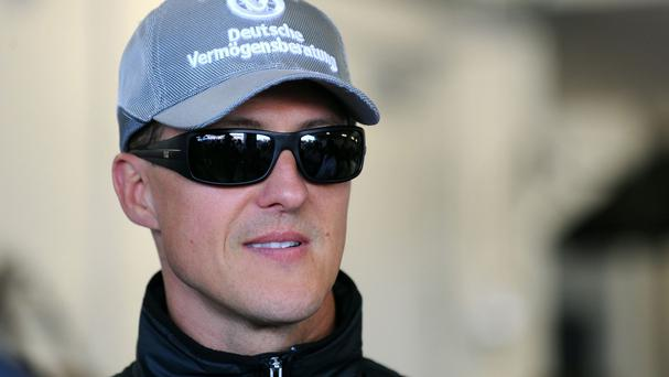 Michael Schumacher was seriously injured in a skiing accident in the French Alps