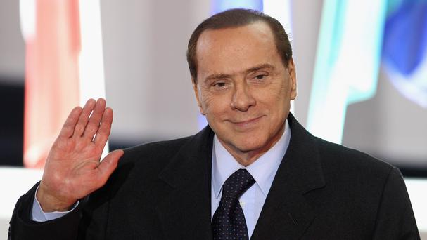 Former Italian prime minister Silvio Berlusconi has been ordered to do community service