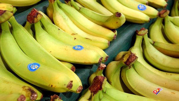 Bananas are the world's eight most important crop and the fourth most important food crop in poor nations, the UN says