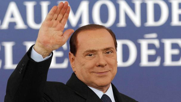 Silvio Berlusconi will perform a year of community service for his tax fraud conviction