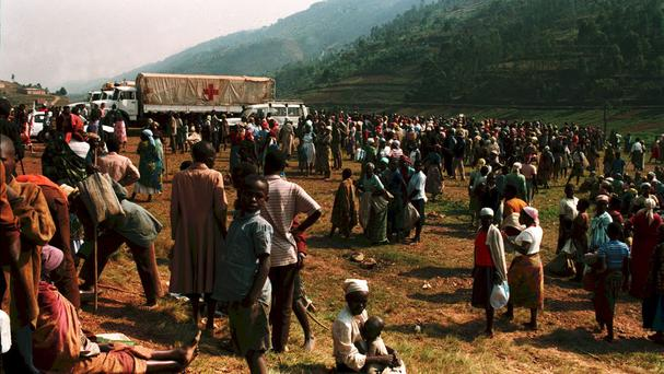 This year marked the 20th anniversary of the Rwanda genocide