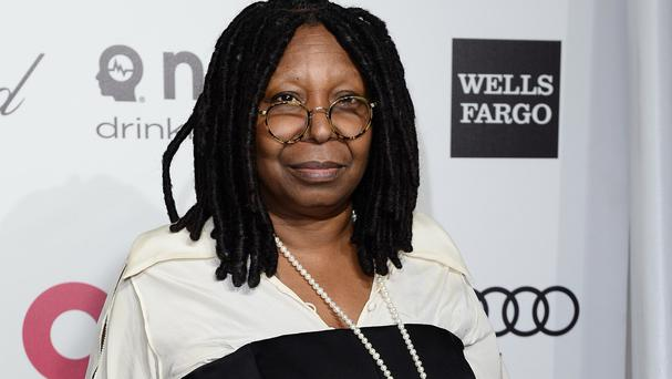Whoopi Goldberg says her