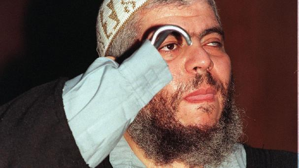 Mustafa Kamel Mustafa, better known as Abu Hamza, is on trial in the US on terror charges