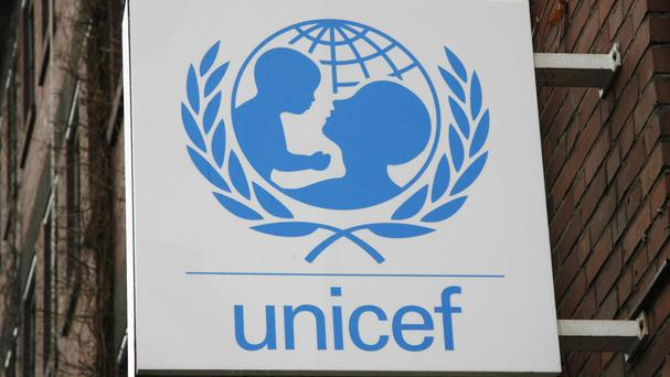 Unicef said an unknown number of children were among the dozens of civilians injured and killed in the attack